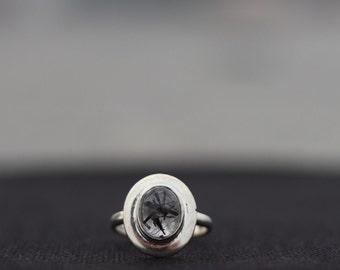 labradorite on sterling silver