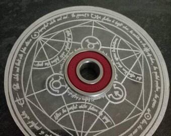 FM Alchemist - Fidget Spinners With Bearing - Sacred Geometry
