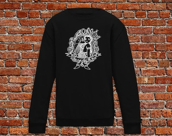 Dorothy sweater, wizard of oz sweater, oz tattoo, wizard sweater, hipster gift, Tattoo sweater, classic tattoo art, gift for tattoo lover