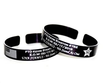 FTO Kevin Stanton Memorial Bracelet