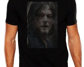 Daryl Dixon Quotes T-Shirt - The Walking Dead Quotes From Daryl
