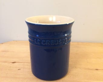 Le Creuset Crock, Marseille Blue