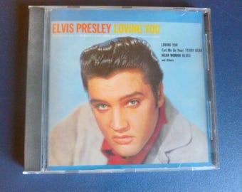 On Sale! Elvis Presley / Loving You CD