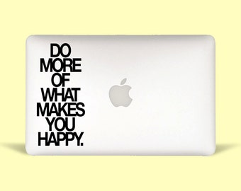 Happy - Computer Decal