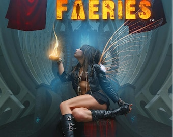 Time of the Faeries: Generation 5 Art Book