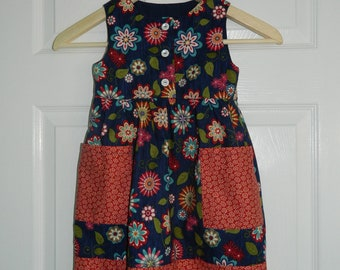 Jessica jumper with pockets Size 3