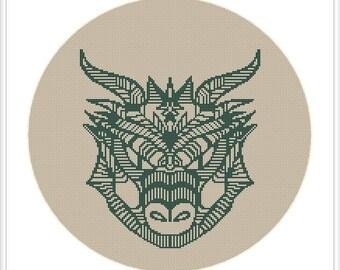 Dragon cross stitch pdf download