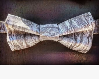 Urban Birch Bow Tie