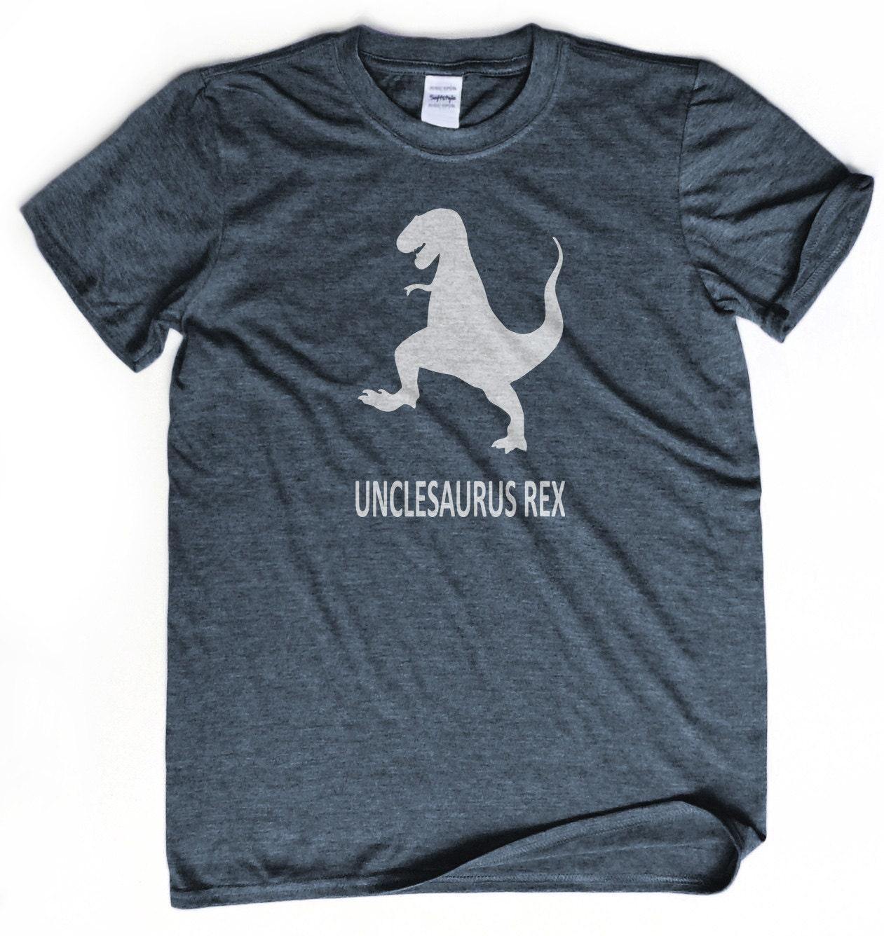 Onkel Geschenk Unclesaurus Rex T-shirt Onkel Rex Tshirt neue
