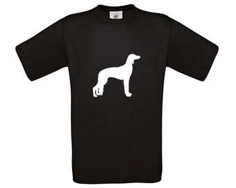 T-shirt Saluki