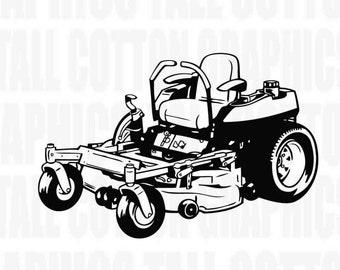 Lawnmower Etsy