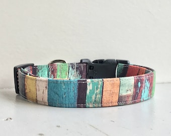Rustic Dog Collar, DOG COLLARS, The CHIP, Unisex Dog Collar, Shiplap, Pallet, Boy Dog Collars, Dog Collars for Boys, Girl Dog Collar
