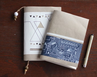 Handmade Personalized Notebooks