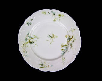 Set of 6 Haviland Limoges Dessert or Luncheon Plates