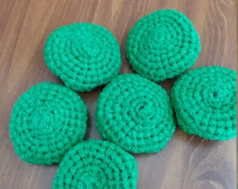 Scrubbies, set of 6