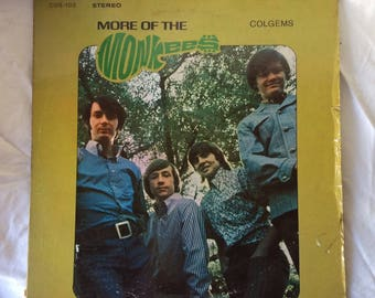 More of the Monkees, Vinyl