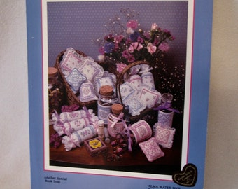 "A ""Potpourri"" Counted Cross Stitch Leaflet Book II"