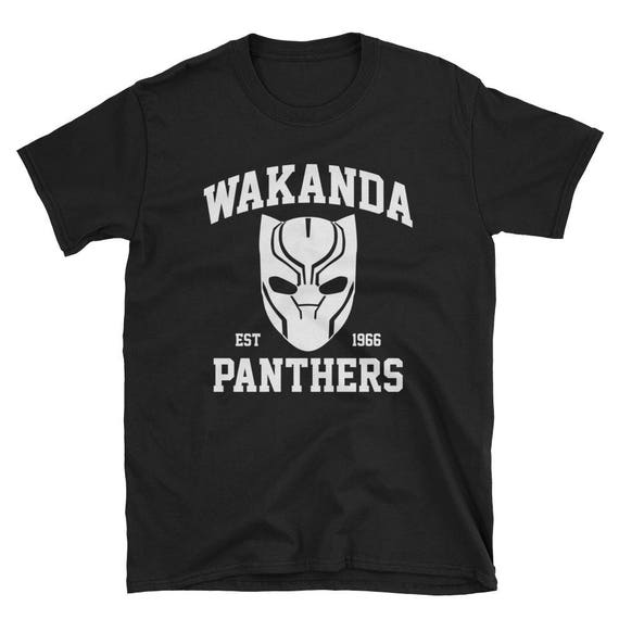 Wakanda Panthers Unisex T-Shirt