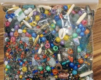 Mixed Beads - 8oz