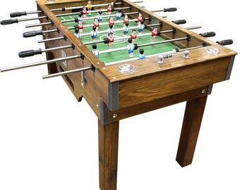 Portuguese Professional Commercial Wood Foosball Football Soccer Table Matraquilhos