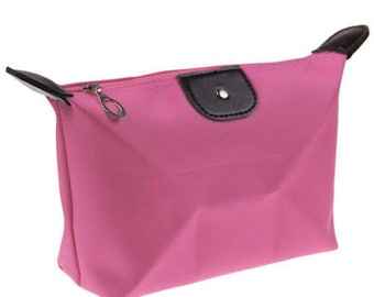 x 1 Kit/toiletry/cosmetic pouch pink