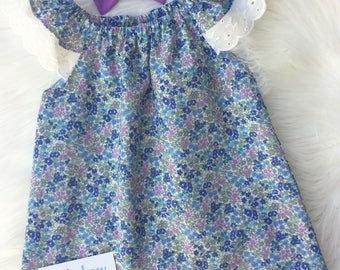 Anna floral dress or top