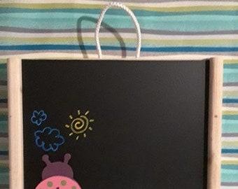 Ladybug Art Box