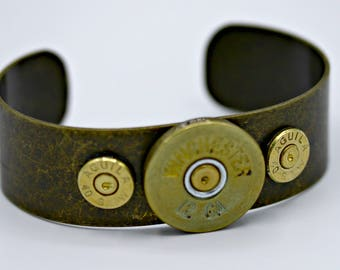 Annie Get Your Gun Brass Winchester Cuff Spent Bullet Casing