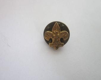 1940's Boy Scouts of America Rank Badge Pinback Tenderfoot