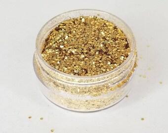 GOLD RUSH Cosmetic Bio-degradable Glitter