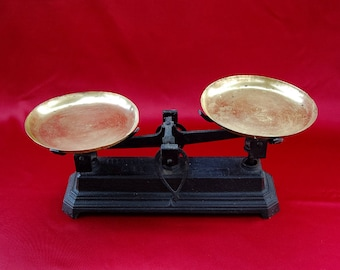 French Antique Kitchen Scale