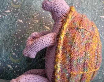 Slow Mosey Turtle Stuffed Toy