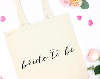 bride to be - Future Mrs tote - Bride tote - Tote Bag - future mrs bag - bride bag - wifey tote - wifey bag Bachelorette - Wedding tote