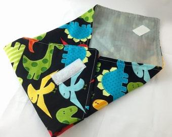 Reusable Sandwich Bag Wrap - Dinosaurs
