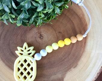Pineapple Teethers