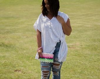 Wristlet Wallet Women Wool Felt Bag Felt Zipper Pouch Pink Handbag Spring Fashion Wristlet Clutch Bridesmaid Gift Large iPhone Wallet