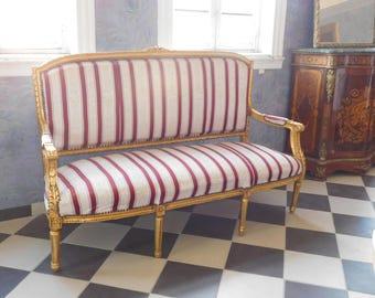 Baroque style sofa Shabby chic