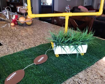 Turf Table Runner | Football Party Decorations