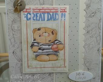 FC103 - Male DAD birthday card