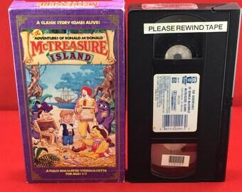 McDonald's McTreasure Island