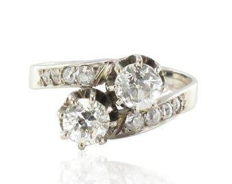Ring you me diamonds white gold
