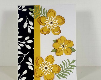 Get Well Card - Floral Get Well Greeting Card