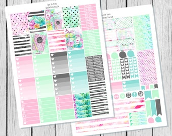 Planner Addict || Planner Sticker Printable / Sticker Printable / Printable Planner Stickers / Weekly Planner Sticker Kit