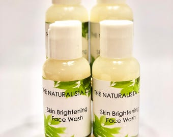 Brightening Face Wash