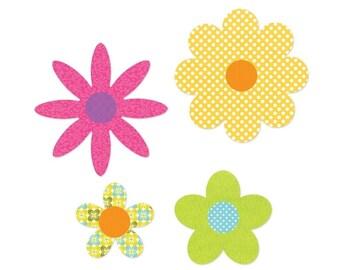 Sizzix Bigz Die - Flower Layers #15 #659789