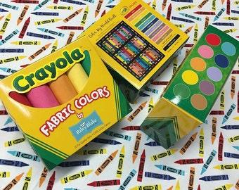 Riley Blake Crayola Fat Quarter Box