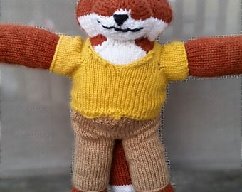 Mr. Fox Pattern