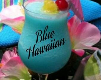 Blue Hawaiian Candle/Bath/Body Fragrance Oil