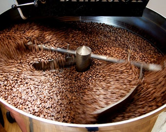 Loaded Coffee Cartridge
