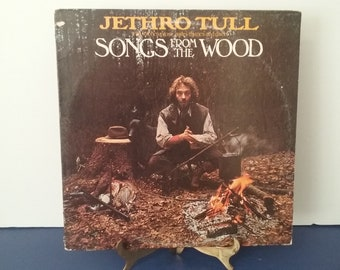 Jethro Tull - Songs From The Woods - Circa 1977